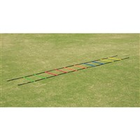 Agility Ladder Multi Colour Premium-Flat