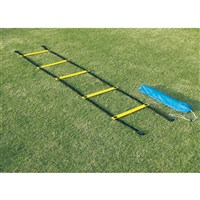 Agility Ladder School - Flat Multi Colour (Adjustable)