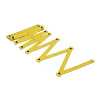 Vinex Anti-Skid CrissCross Sticks