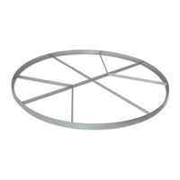 Vinex Discus Throwing Circle - Aluminium
