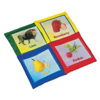 Fruit Animal Vegetable Bean Bags - Kit