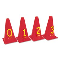 Vinex Number Cones