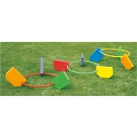 Vinex Foam Hoop Ladder - Stepsa