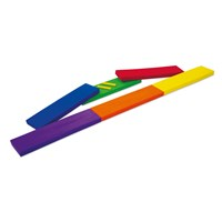 Vinex Foam Balancing Beam - Straight Set