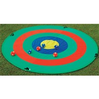 Vinex Pop-Up Target Disk - Rainbow