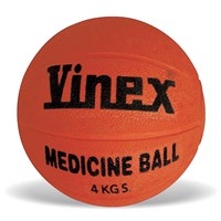 Medicine Ball Rubber