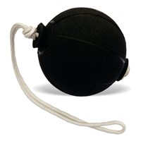 Vinex Rubber Medicine Ball - Rope