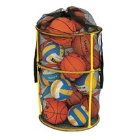 Ball Storage Mesh Bag - Large (Stand)