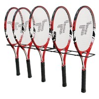 Vinex Wall Mounted Tennis Racket Rack