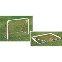 Soccer Goal Post Steel Junior