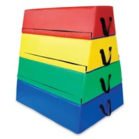 Vinex Gymnastic Vaulting Box - Foam