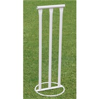 Vinex Cricket Stump Set - Fixed