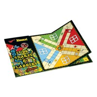 Vinex Ludo / Snakes & Ladders - Junior
