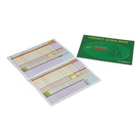 Vinex Cricket Score Book