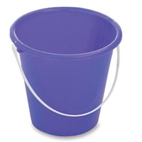 Beach Bucket Round Small