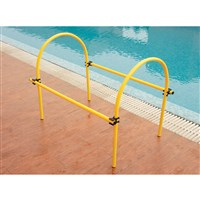 Vinex Weighted Pool Arcs - Tunnel Set