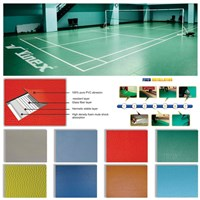 Vinex Badminton Court Flooring