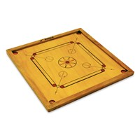 Vinex Carrom Board - Natural