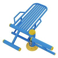 SIT UP & PUSH UP BENCH
