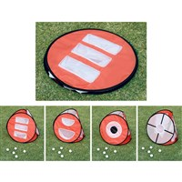 Vinex Pop-Up Golf Target Net - 4 in 1