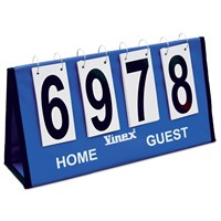 Vinex Soccer Score Board - Club