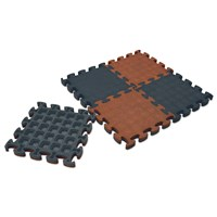Vinex Interlocking Rubber Flooring - Pro