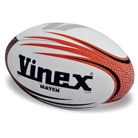 Vinex Rugby Ball - Match