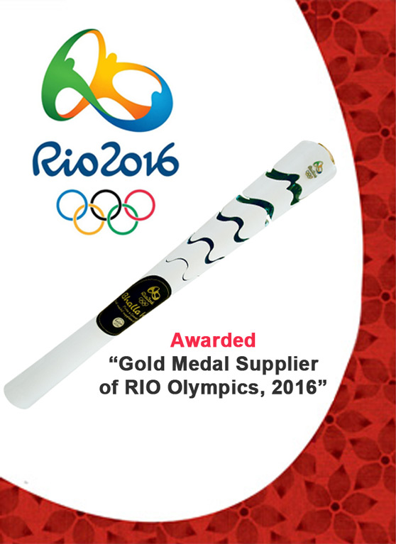Rio Gold Medal Supplier
